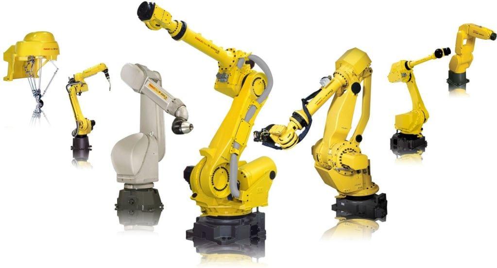 advanced robotics for manufacturing