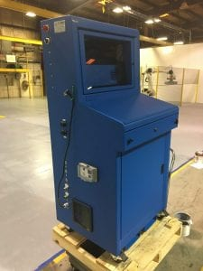 electronic test stand