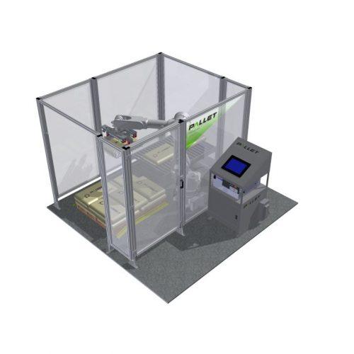 robotic palletizing system